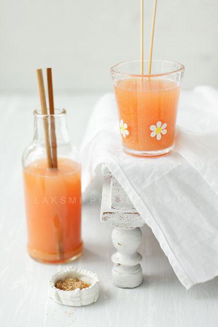 Grapefruit, Clementine & Ginger Juice