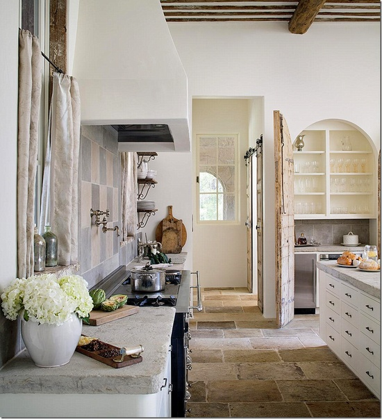 classic country style kitchen