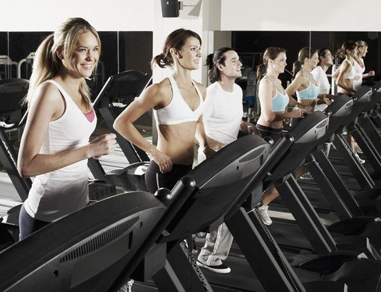 Elliptical,Treadmill, and Bike 45-Minute Workout