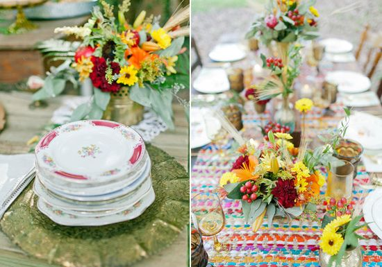 Beautiful Fall Party Ideas www.piccolielfi.it