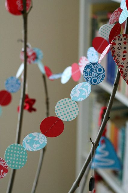 My christmas decor styles home made christmas decorations for Home crafted christmas decorations