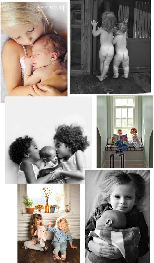 Sibling photos--eventually
