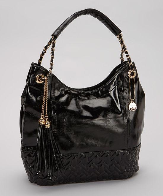 Black Mellow Handbag.