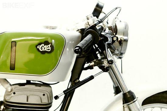 Cafe Racer Dreams.  Via Bike EXIF.