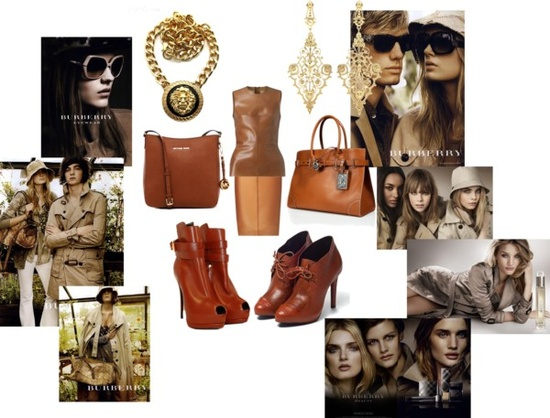 """burberry"" by keenadionisio ❤ liked on Polyvore"