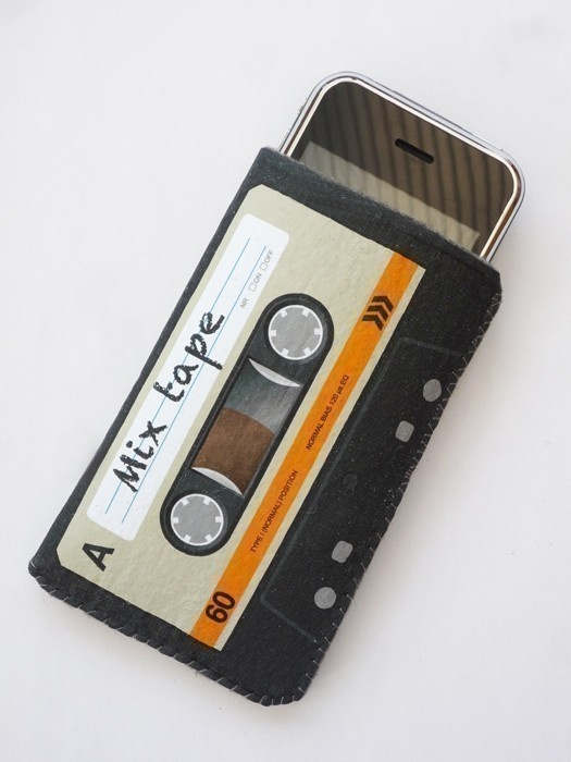 Mix Tape iPhone/ipod case