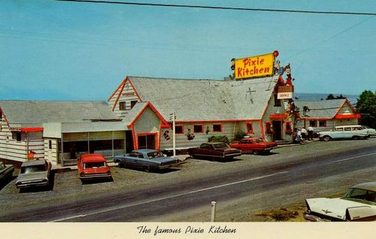 The Pixie Kitchen  Lincoln City, Oregon  Always so excited to go here!