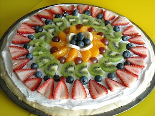 fruit pizza, mine would not look like this