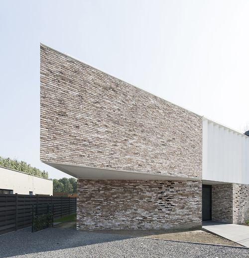 kazu721010:  House K / GRAUX  BAEYENS Architecten