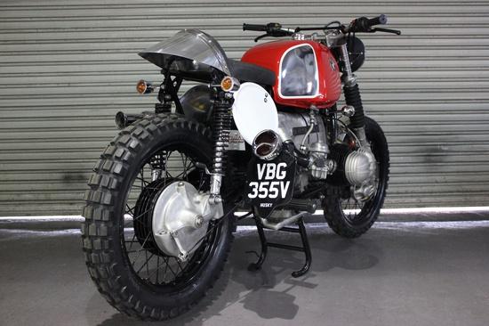 Bmw R80/7 Husky! by Kevils Speed Shop