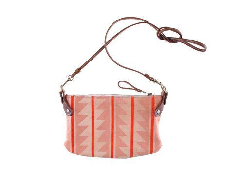 zig zag purse from missibaba #geometric