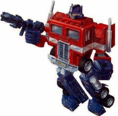 #12 Best 80s Toy - OPTIMUS PRIME!!!