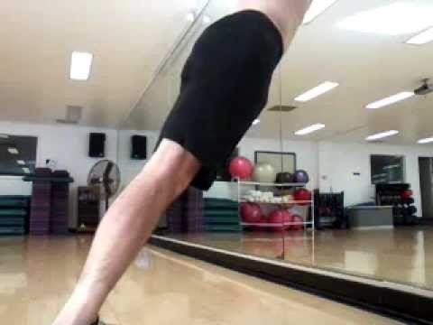 Ballet Dancer Workout & Exercise Series: Sexy Calves Muscle