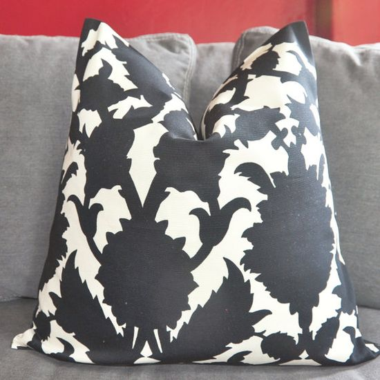ON BOTH SIDES  Pillow Cover  Decorative Pillow by UrbanPillow, $18.00