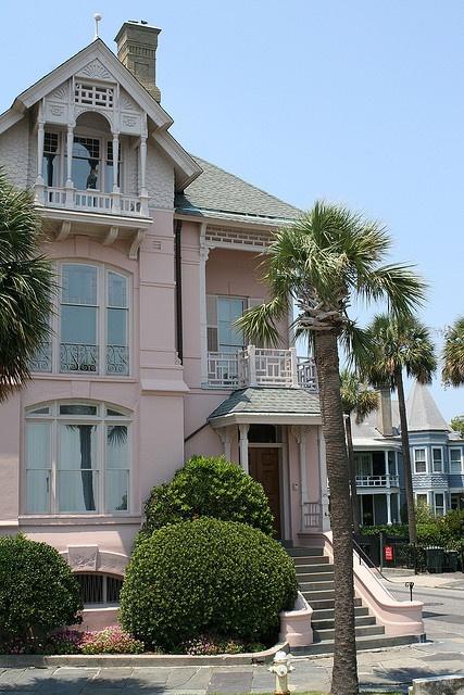 Little Pink House, Charleston SC