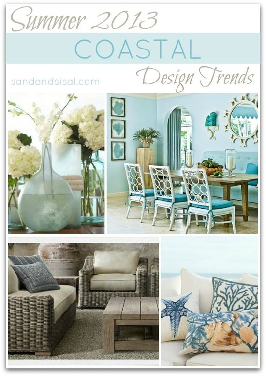 Summer Design Trends 2013