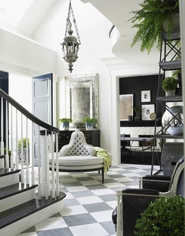 greige: interior design ideas and inspiration for the transitional home by christina fluegge: Meeting Windsor Smith..