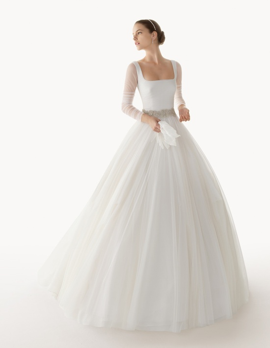 Rosa Clara 'Belinda' gown, available at Nordstrom Wedding Suites