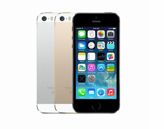 iPhone 5S named best phone of 2013