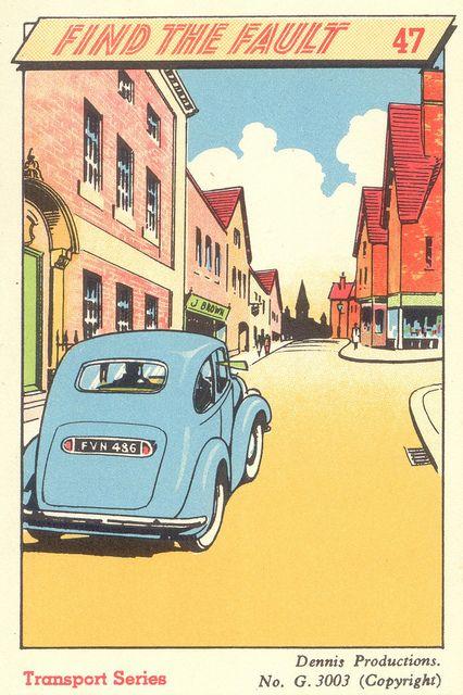 Vintage Game Illustrations