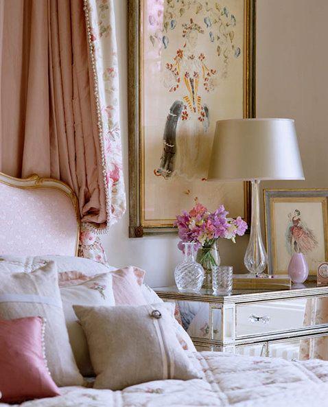 Beautiful and Elegant Bedroom.
