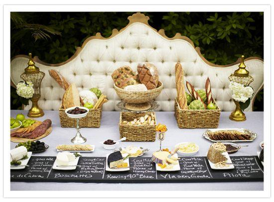 Cheese table via scottclarkphoto.com