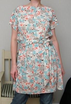 Dress / Tunic tutorial