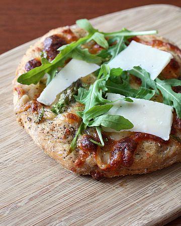 Unique pizza recipes