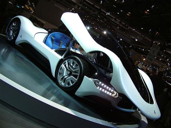 """Maserati Pininfarina """"Birdcage"""""""