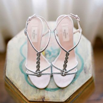 Brides: Wedding Shoes for a Beach Wedding