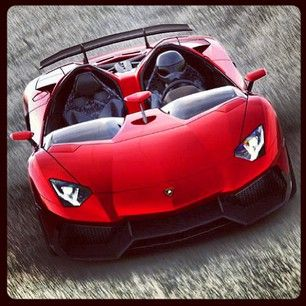 Lamborghini Aventador J. Perfect for couples :D