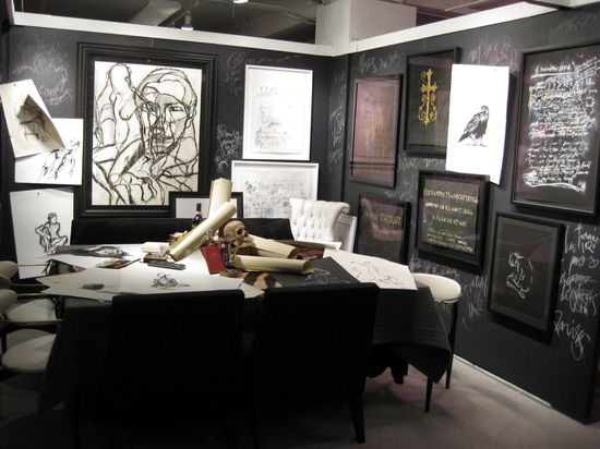 Dining By Design 2012 -Chicago - Home - Atelier Turner [the design blog] - interior architecture and interior design: residential and hotel design