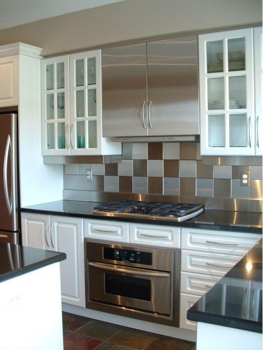 Creative Kitchen Design for condo