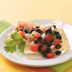 Watermelon Salsa Recipe from Taste of Home