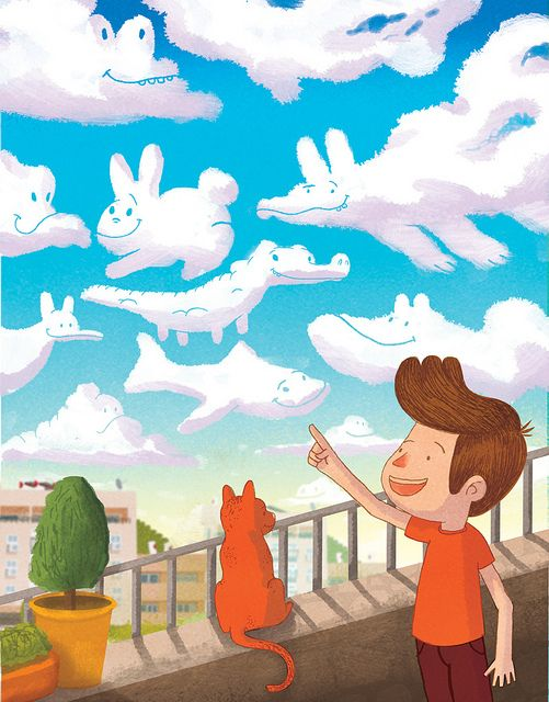 Animal Clouds
