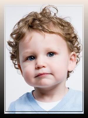 Cute Baby Photo by bhitti
