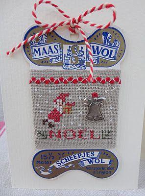 cartonnette Noël