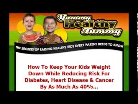Kids Healthy Eating Guide - Yummy Healthy Tummy