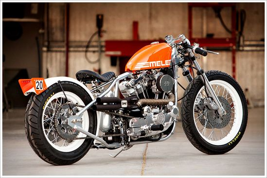 DP Customs - 'Mele' Ironhead