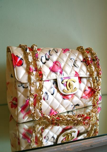 Chanel bag. #Chanel.