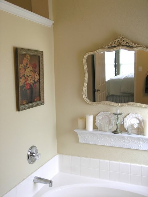 Its A Wannabe Decorators Life: Before and After: Master Bathroom