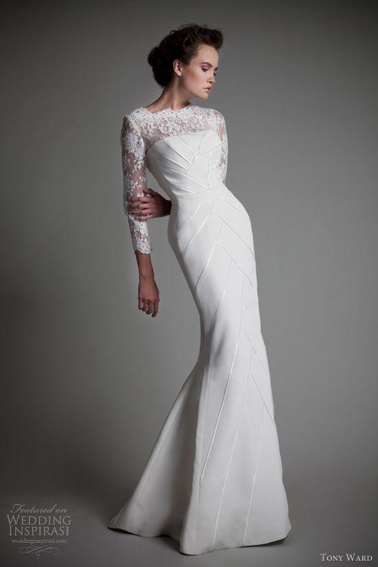 Tony Ward Wedding Dresses 2013