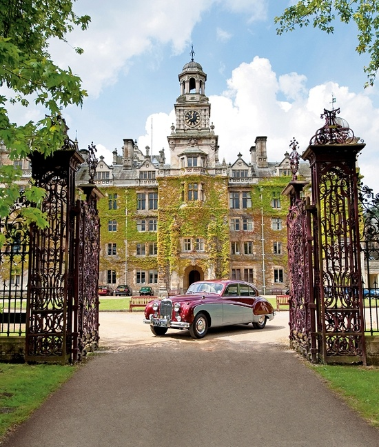 Warner Leisure Hotels have some spectacular weekend getaway venues, such as Thoresby Hall Hotel, Nottinghamshire, on the edge of Sherwood Forest.