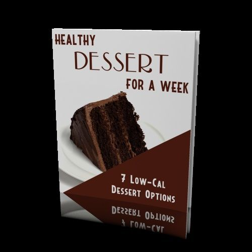 health dessert for a