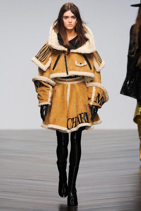 Womens Fall 2013 RTW @KTZ  London #fashionweek