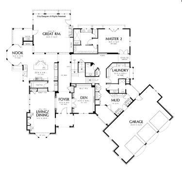 Floor Plan - I really like this!