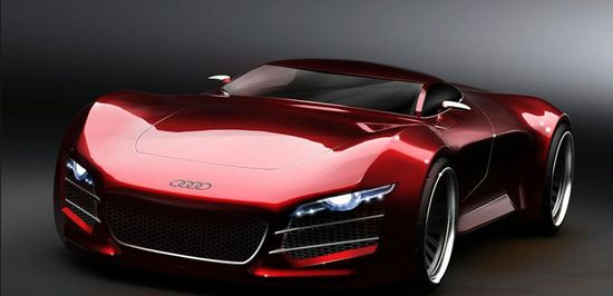 Another Awesome Audi Concept! See more by signing up to Carhoots by hitting the image! #Competitontime #Supercars