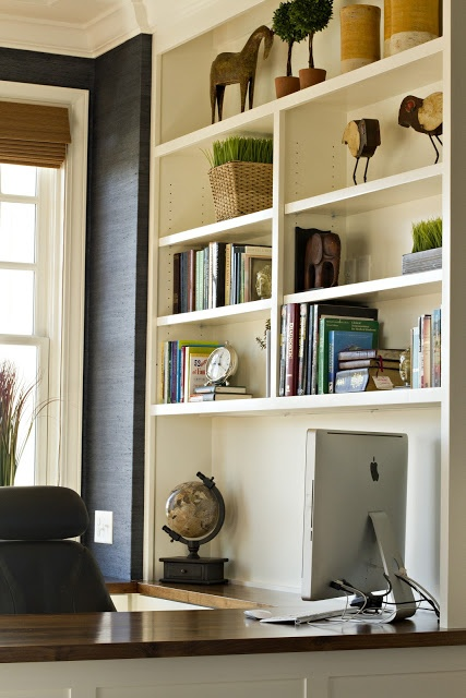Office designed by bdgstyle.blogspot...