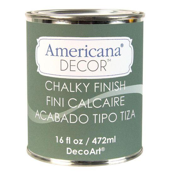 DecoArt Americana Decor 16-oz. Vintage Chalky Finish at The Home Depot