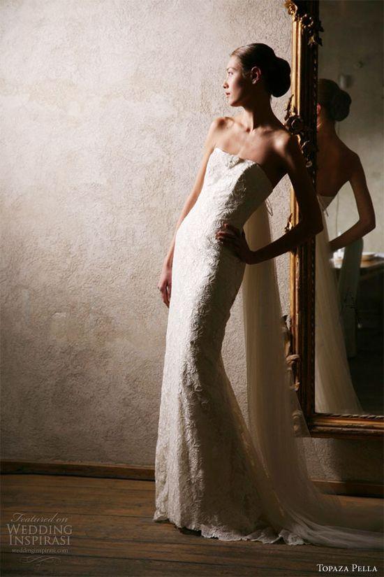Topaza Pella 2010 Wedding Dress Collection